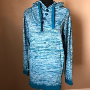 Cabellas hoodie tunic SMALL